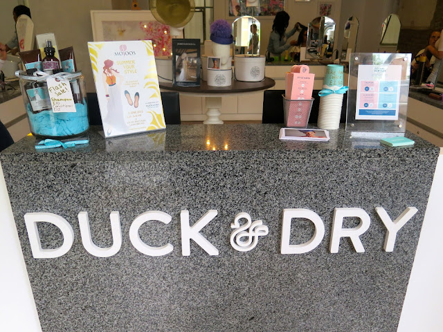 My Duck & Dry Blow Dry