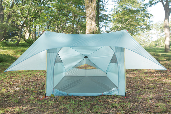 This sub-kilo single-skin tent made from ultra-lightweight 10D rip-stop Nylon caught my eye as a new model at last yearu0027s Outdoors Trade Show. & MSR Flylite Backpacking Tent Review and Test