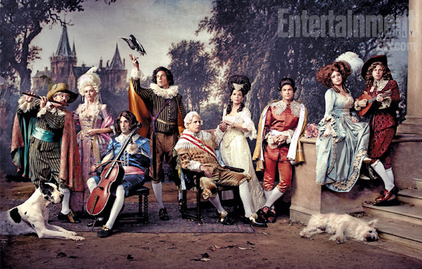 Arrested Development - Season 4 - Cast promotional photo