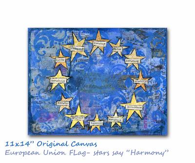 EU flag | european union flag