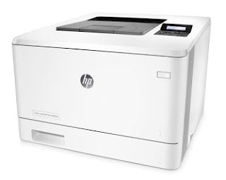 HP Color LaserJet Pro M452nw Drivers download