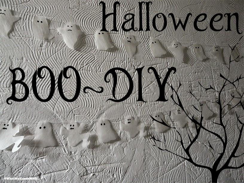 Guirlande pour Halloween