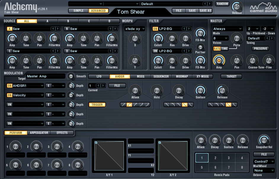 camel audio alchemy factory presets download