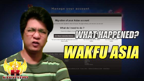 Wakfu Asia - What Happened