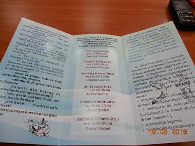 Festivalul Pescaresc Fir Intins - program la Bechet