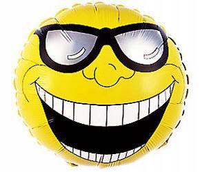 Enquanto você rir muito, nós vamos sorrir demais.