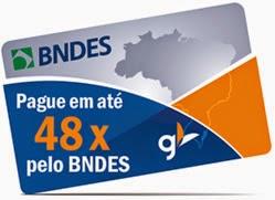 Cartão BNDS = simule seu financiamento:
