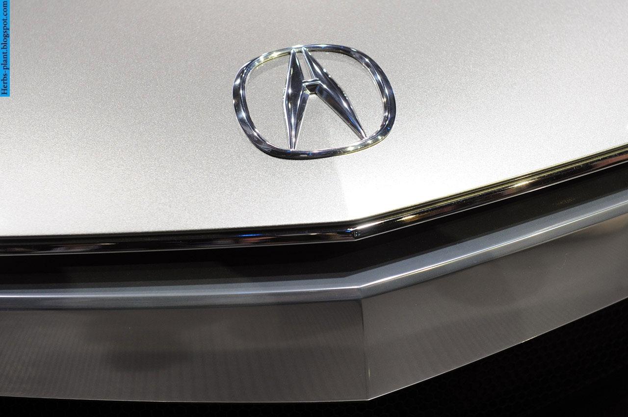 Acura nsx car 2013 logo - صور شعار سيارة اكورا ان اس اكس 2013