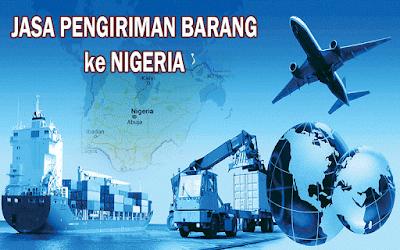 EKSPEDISI MURAH KE NIGERIA