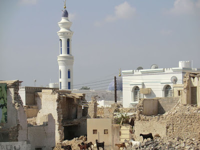 mezquita oman