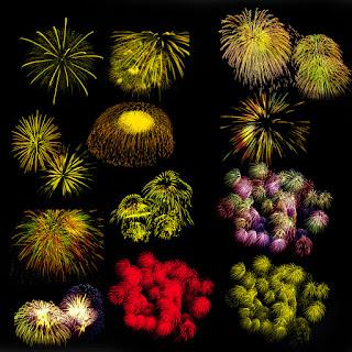 Fireworks PNG 2