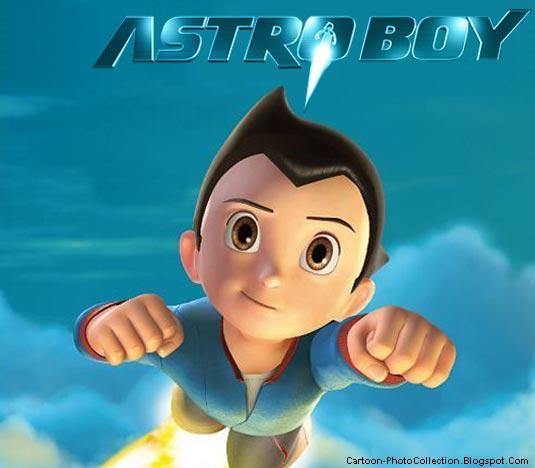 Astro Boy Cartoon Photos And Wallpapers
