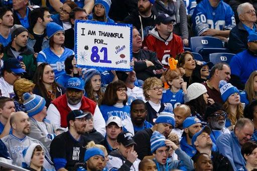 Detroit Lions to raise season ticket prices
