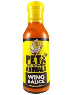 PETA Wing Sauce