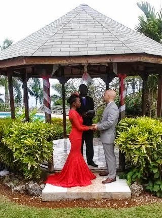 Man And Woman Who Met On Social Media Get Married