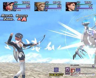 Xenosaga Episode II: Jenseits von Gut und Böse PS2
