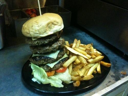 tombstone Zark's Burgers Taft Avenue, Manila