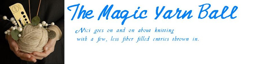 The Magic Yarn Ball