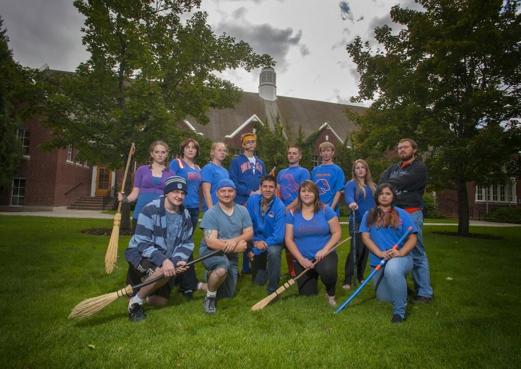 Muggle Quidditch, Boise State University Quidditch