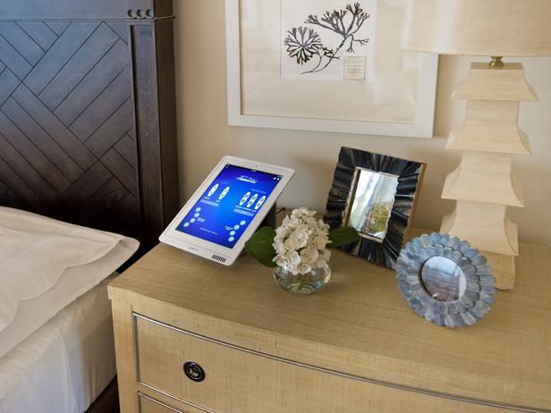 Modern Furniture 2013 HGTV Smart Home Master Bedroom Pictures