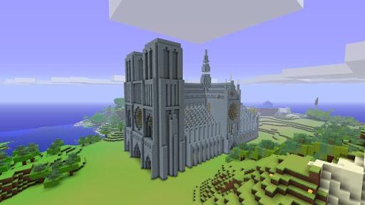Notre-Dame Minecraft