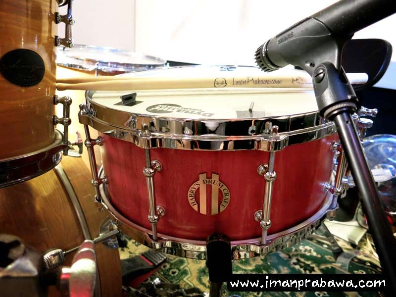 Review Drumhead Dynamic Single Ply Coated