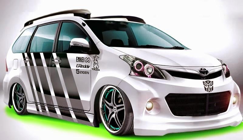 Model Mobil Modifikasi Avanza Veloz Eksterior dan Interior ...