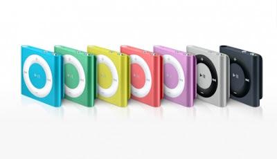 New ipod Shuffle 2GB