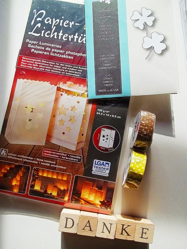 Giveaway bei Heike