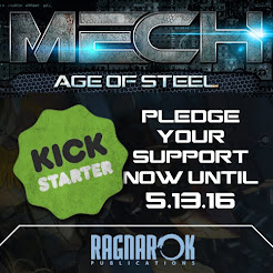 MECH: Age of Steel Anthology