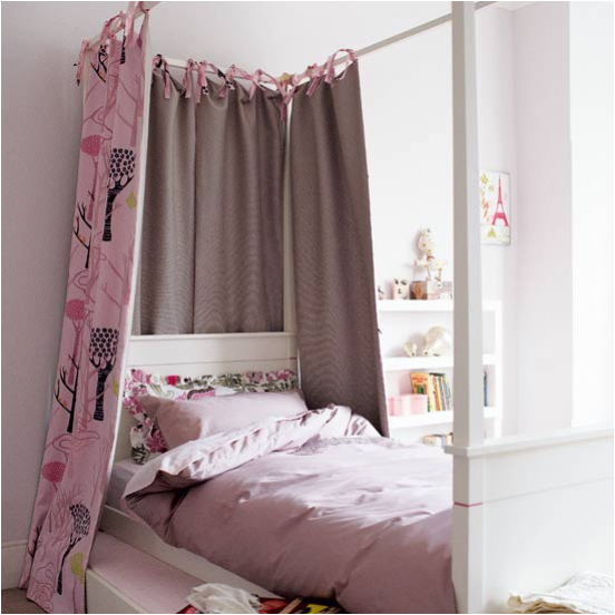 Classical Bedrooms For Teenage Girls