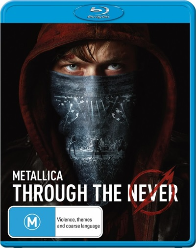 Metallica:Through The Never 1080p HD