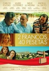 Carátula del DVD 2 francos, 40 pesetas