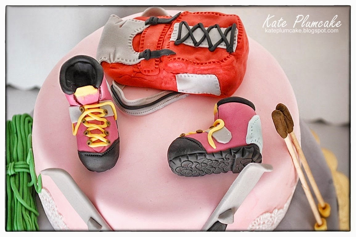 torta amante sport - cake for a sport lover