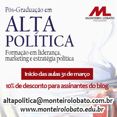 Pós Graduação em Alta Política