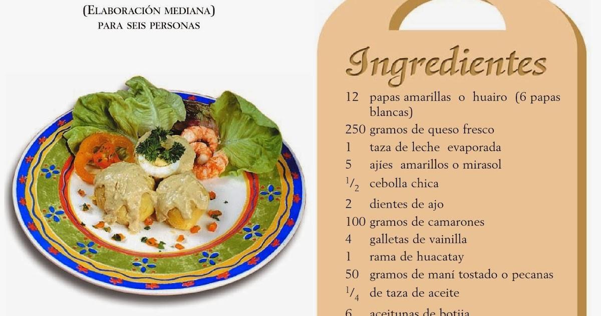 Como preparar ocopa receta sencilla recetas de comida for Como se cocina la col