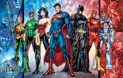 """fanboys anonymous kevin fiege to DC Universe """"believe in your source material"""" Michael burhan, Fanboys anonymous, nerds, comic books, comics, dc marvel, nerdgenious"""