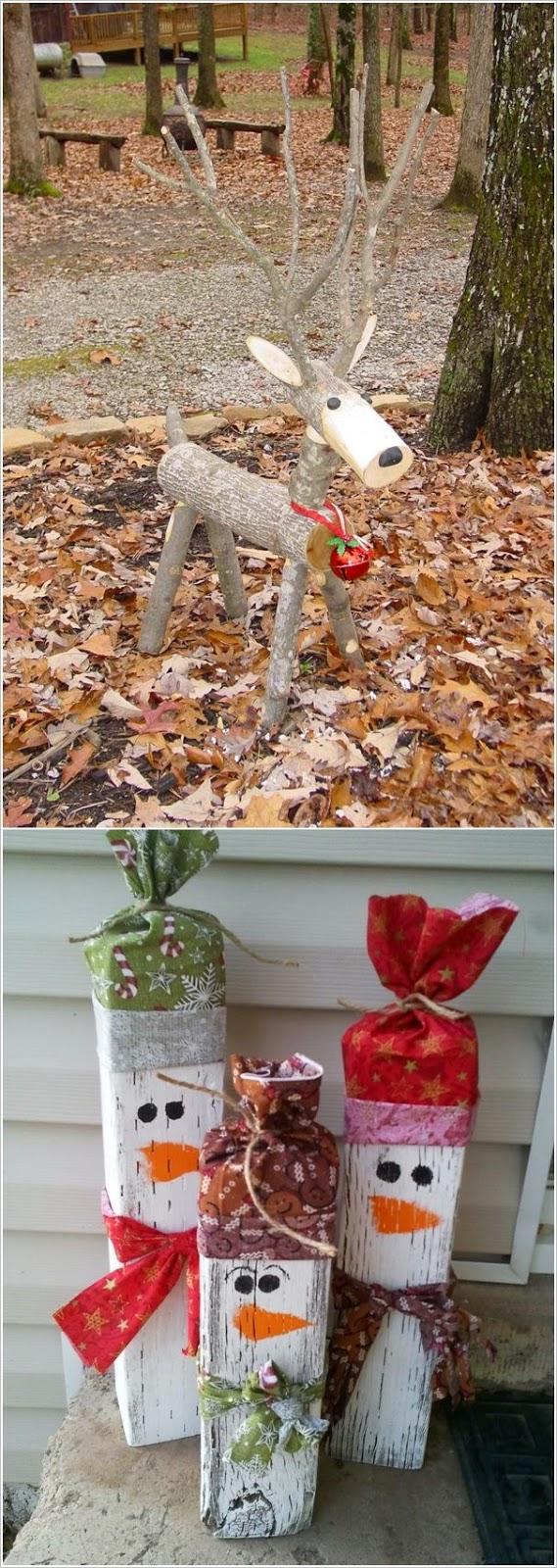 Christmas ideas 10 easy diy crafts decorating ideas for for Funny diy christmas decorations
