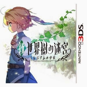 [3DS] Shin Sekaiju no Meikyuu: Milennium no Shoujo [新・世界樹の迷宮 ミレニアムの少女] (JPN) 3DS Download