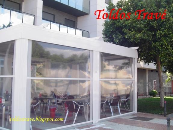 Toldos trav for Precios de toldos para terrazas