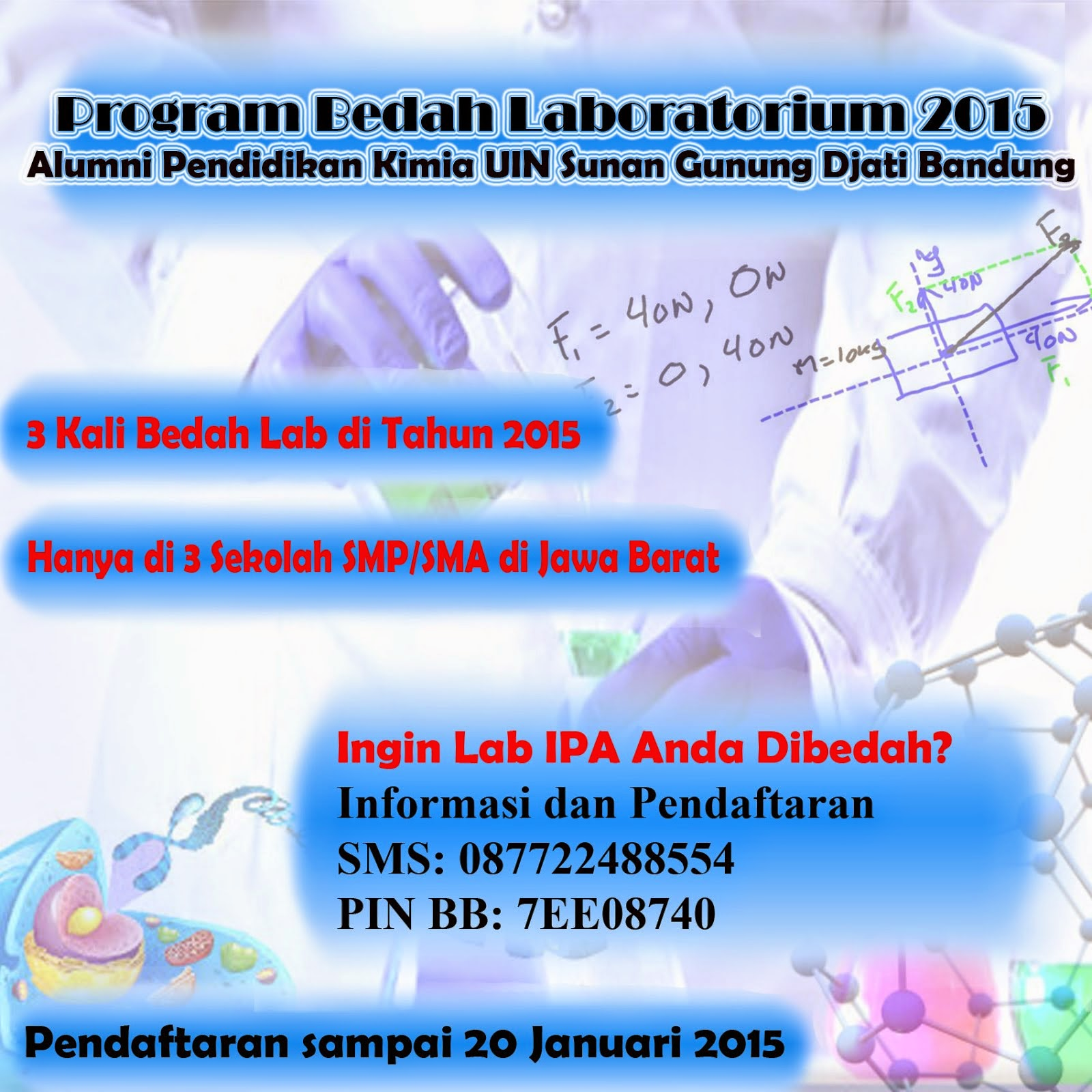 Program Bedah Laboratorium IPA