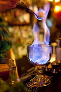 How did Flaming Lips get their band name - Flambe cocktail - Photo Paul McMillan