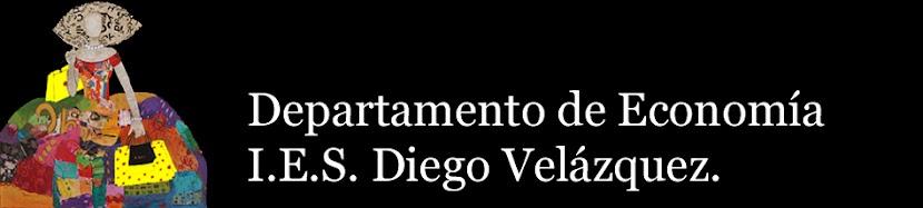 Departamento de Economía del I.E.S. Diego Velázquez.