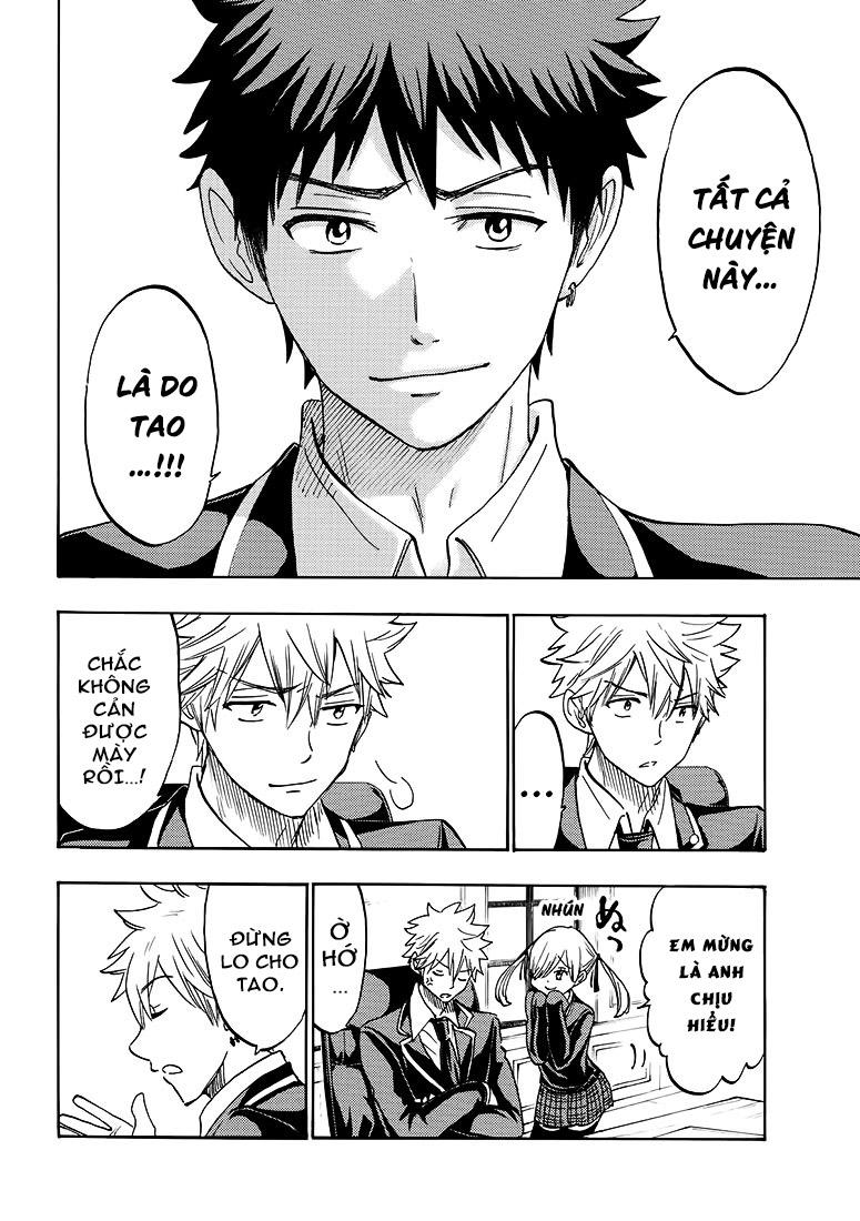Yamada-kun to 7-nin no majo chap 170 page 7 - IZTruyenTranh.com