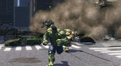 The Incredible Hulk Game Download Full Version