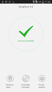 KINGROOT Cara Mudah Root Semua Android
