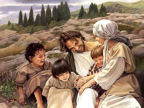 Jesus... O Maior Evangelizador!!
