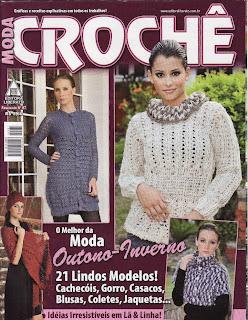 Revista Moda Croché № 87
