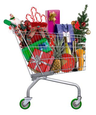 compras navidenas