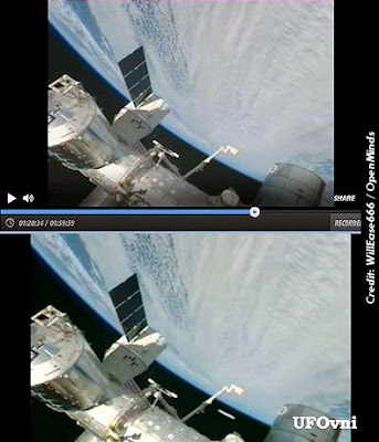 Viral ISS Video is a Hoax 3-11-13